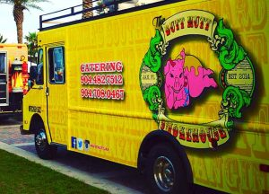 Custom Food Truck Wrap